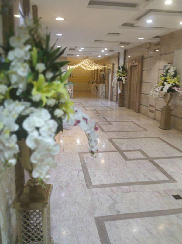تالار قصر طلایی معراج