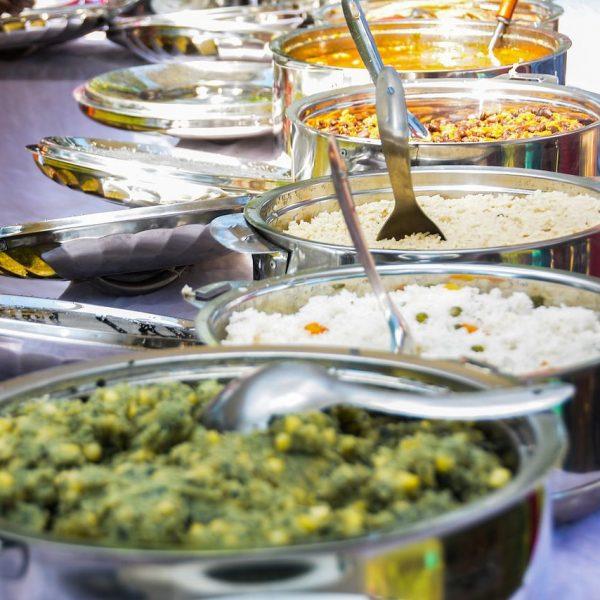 غذا و شام عروسی