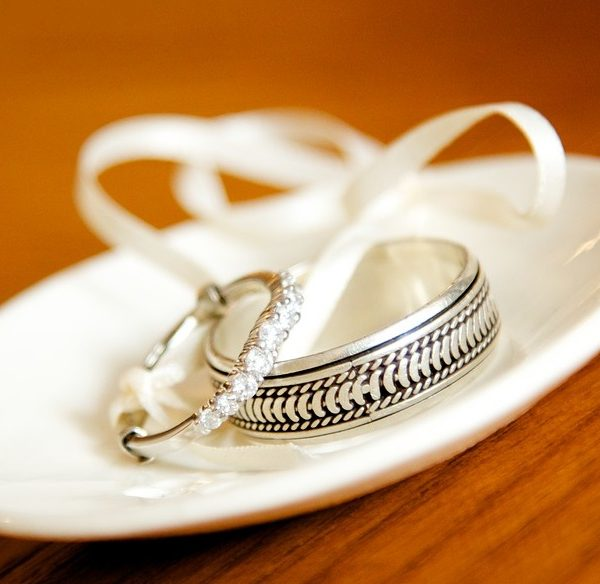 حلقه ازدواج جواهرات و ساعت